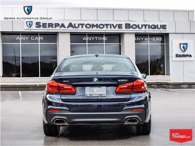 2019 BMW 530i xDrive (Stk: P1320) in Aurora - Image 5 of 28