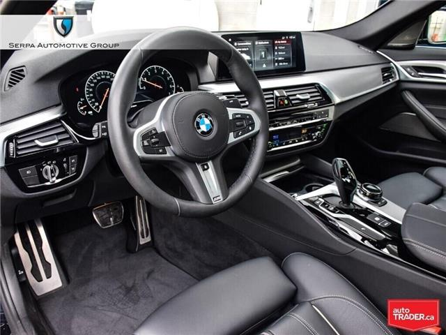 2019 BMW 530i xDrive (Stk: P1320) in Aurora - Image 10 of 28