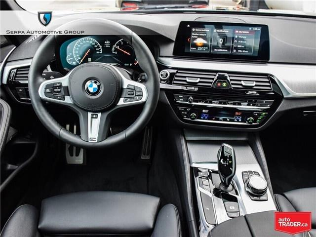2019 BMW 530i xDrive (Stk: P1320) in Aurora - Image 12 of 28