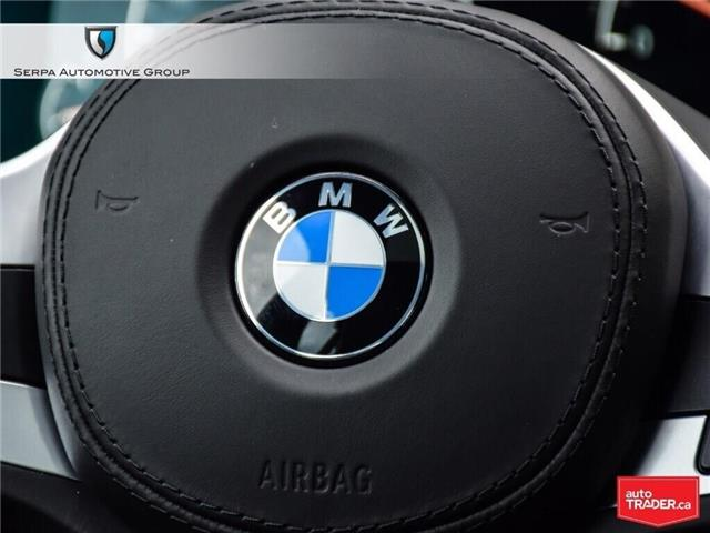 2019 BMW 530i xDrive (Stk: P1320) in Aurora - Image 15 of 28