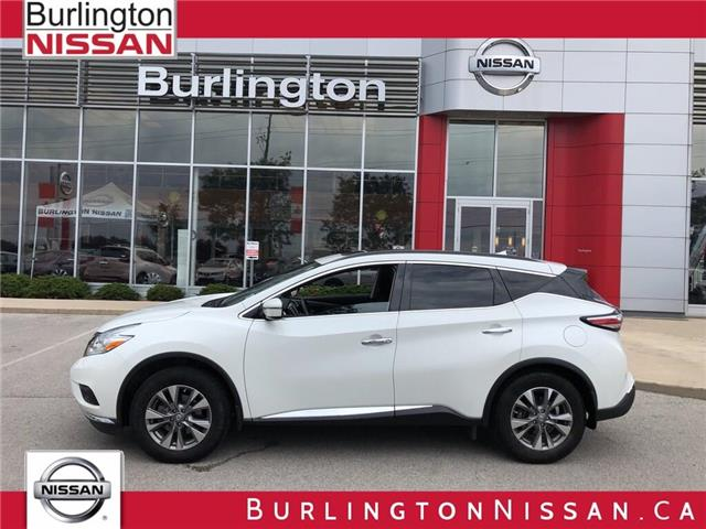 2016 Nissan Murano SV (Stk: Y8551A) in Burlington - Image 1 of 21