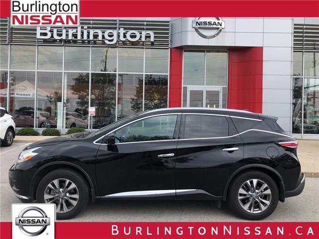 2016 Nissan Murano SL (Stk: Y2679A) in Burlington - Image 1 of 19