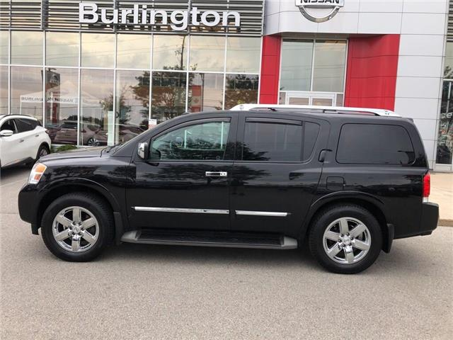 2014 Nissan Armada Platinum (Stk: A6774) in Burlington - Image 2 of 21