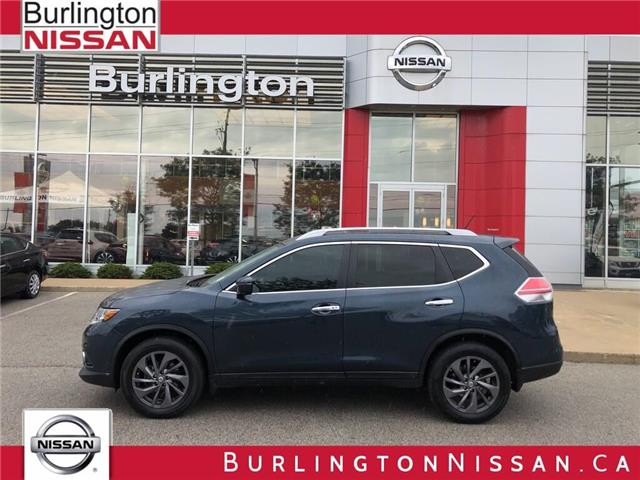 2016 Nissan Rogue SL (Stk: A6770) in Burlington - Image 1 of 20