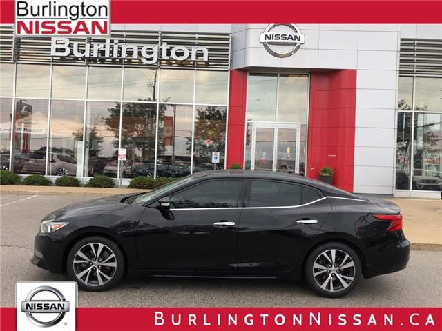 2017 Nissan Maxima Platinum (Stk: Y1415A) in Burlington - Image 1 of 22