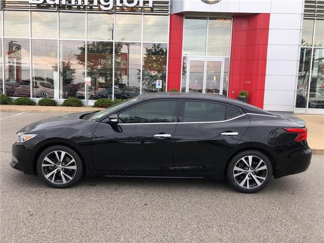 2017 Nissan Maxima Platinum (Stk: Y1415A) in Burlington - Image 2 of 22