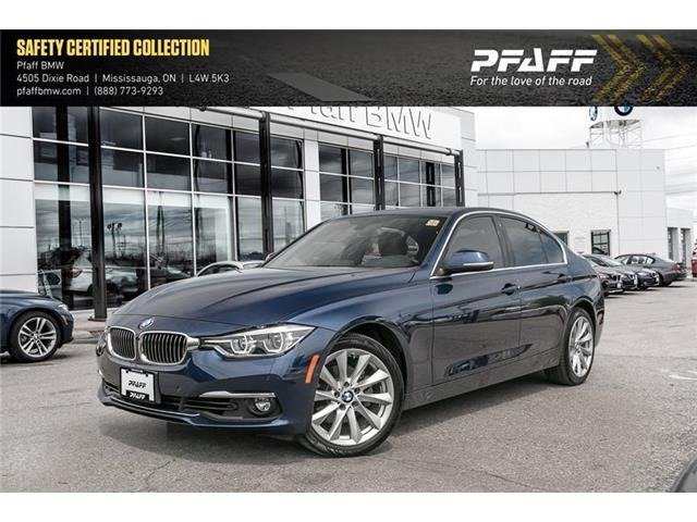 2017 BMW 330i xDrive (Stk: U5646) in Mississauga - Image 1 of 22