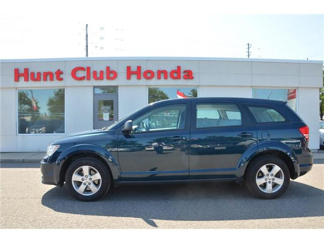 2013 Dodge Journey CVP/SE Plus (Stk: 7231A) in Gloucester - Image 1 of 19