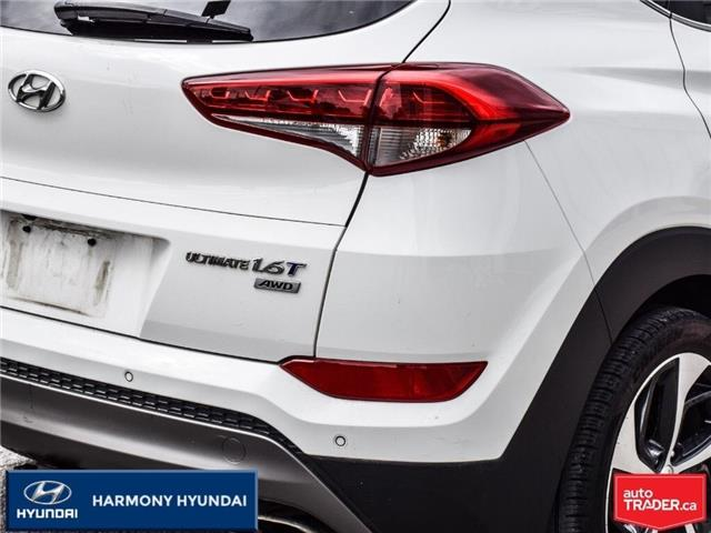 2016 Hyundai Tucson  (Stk: 19225A) in Rockland - Image 7 of 28
