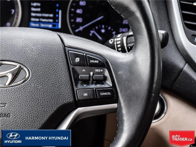 2016 Hyundai Tucson  (Stk: 19225A) in Rockland - Image 14 of 28