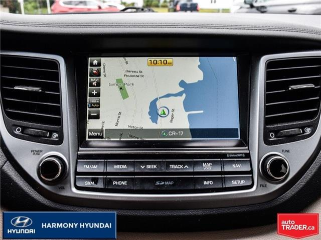 2016 Hyundai Tucson  (Stk: 19225A) in Rockland - Image 18 of 28
