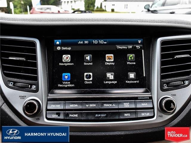 2016 Hyundai Tucson  (Stk: 19225A) in Rockland - Image 21 of 28