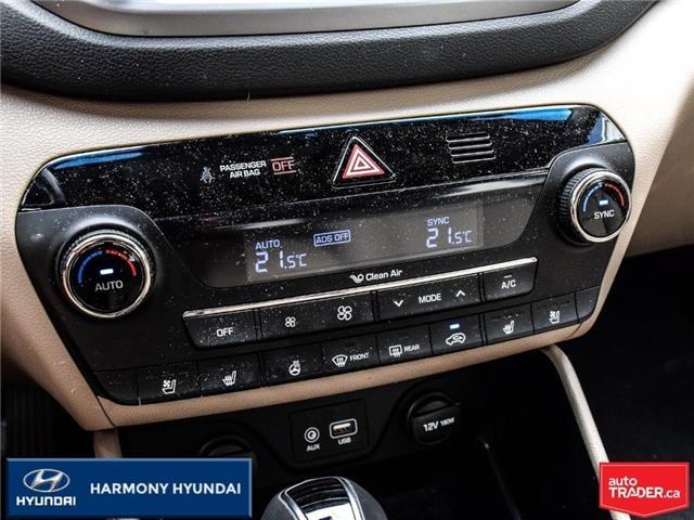 2016 Hyundai Tucson  (Stk: 19225A) in Rockland - Image 22 of 28
