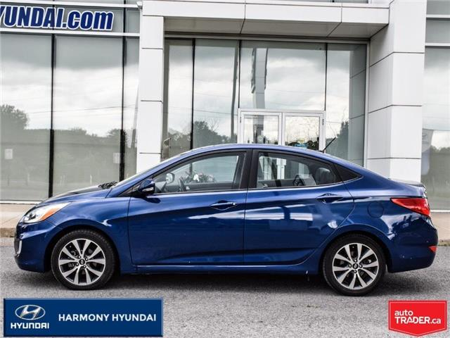 2016 Hyundai Accent  (Stk: 19142A) in Rockland - Image 1 of 27