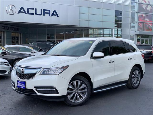 2016 Acura MDX Navigation Package (Stk: 4086) in Burlington - Image 1 of 30