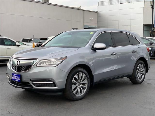 2016 Acura MDX Navigation Package (Stk: 4088) in Burlington - Image 2 of 30