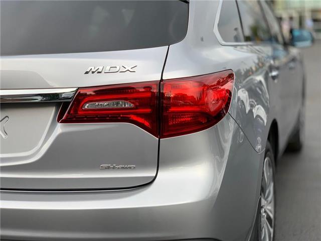 2016 Acura MDX Navigation Package (Stk: 4088) in Burlington - Image 9 of 30