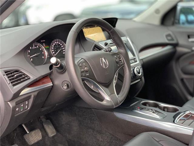 2016 Acura MDX Navigation Package (Stk: 4088) in Burlington - Image 12 of 30