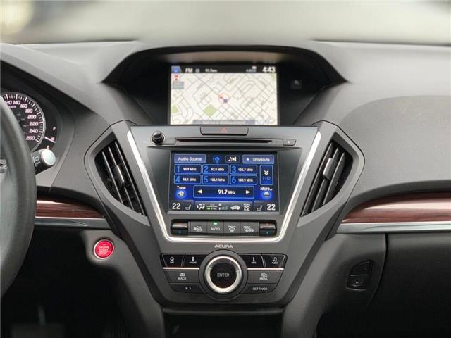 2016 Acura MDX Navigation Package (Stk: 4088) in Burlington - Image 19 of 30