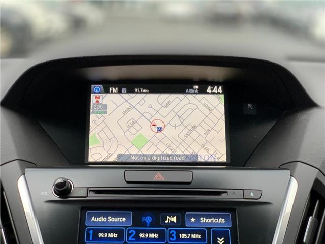2016 Acura MDX Navigation Package (Stk: 4088) in Burlington - Image 24 of 30