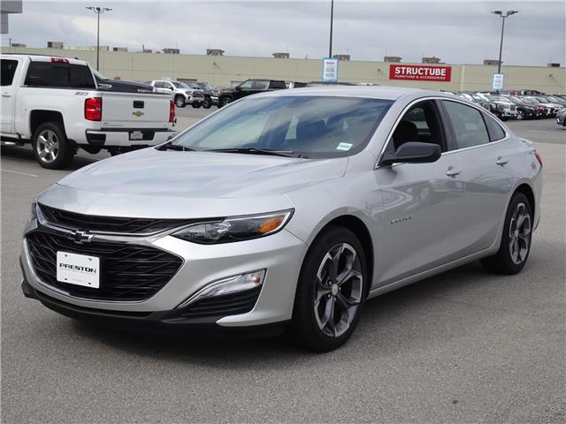 2019 Chevrolet Malibu RS (Stk: 9017310) in Langley City - Image 1 of 6