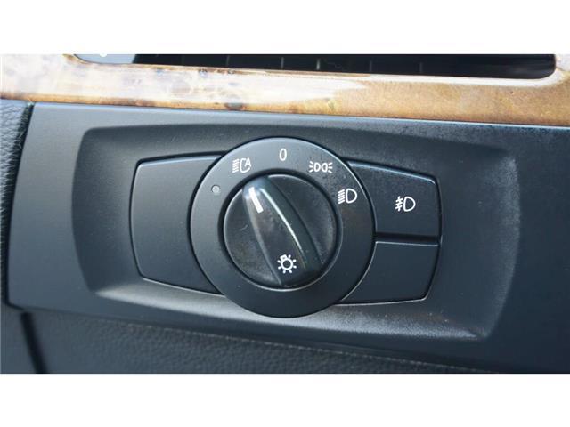 2007 BMW 328 xi (Stk: HN1691A) in Hamilton - Image 16 of 30