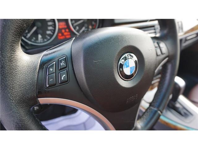 2007 BMW 328 xi (Stk: HN1691A) in Hamilton - Image 18 of 30