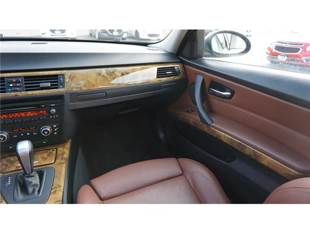 2007 BMW 328 xi (Stk: HN1691A) in Hamilton - Image 27 of 30