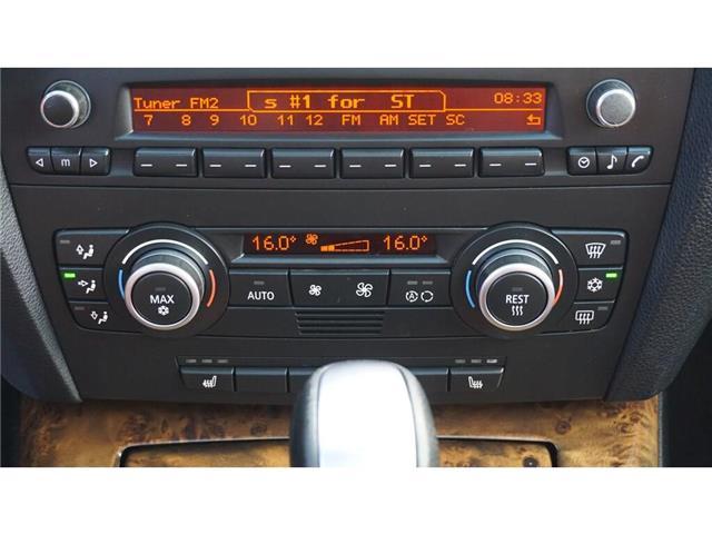 2007 BMW 328 xi (Stk: HN1691A) in Hamilton - Image 29 of 30