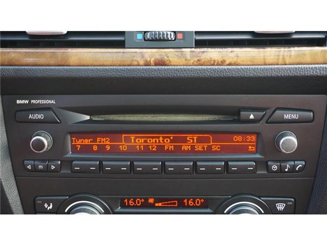 2007 BMW 328 xi (Stk: HN1691A) in Hamilton - Image 30 of 30