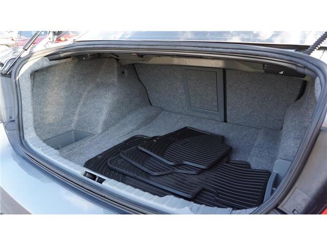 2011 BMW 323i  (Stk: HN2206A) in Hamilton - Image 25 of 34