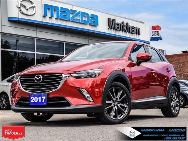 2017 Mazda CX-3 GT (Stk: P1895) in Markham - Image 1 of 30