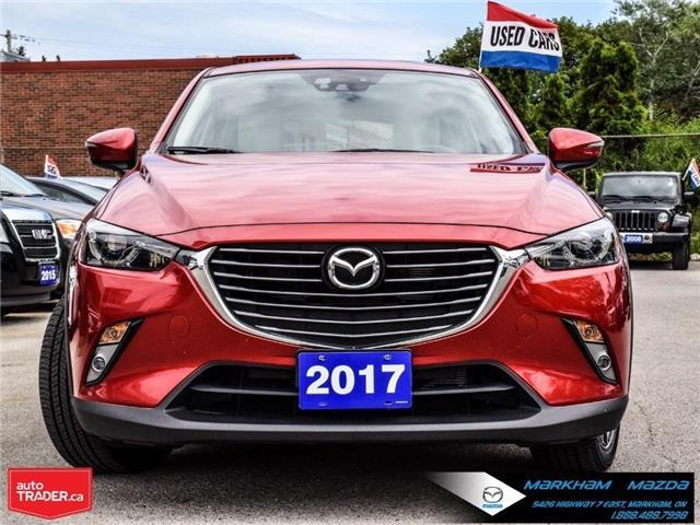 2017 Mazda CX-3 GT (Stk: P1895) in Markham - Image 2 of 30