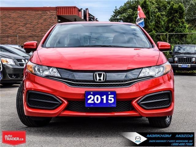 2015 Honda Civic EX (Stk: P1898) in Markham - Image 2 of 29