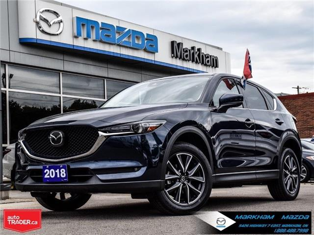 2018 Mazda CX-5 GT (Stk: P1899) in Markham - Image 1 of 29