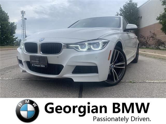2016 BMW 340i xDrive (Stk: P1544) in Barrie - Image 1 of 21