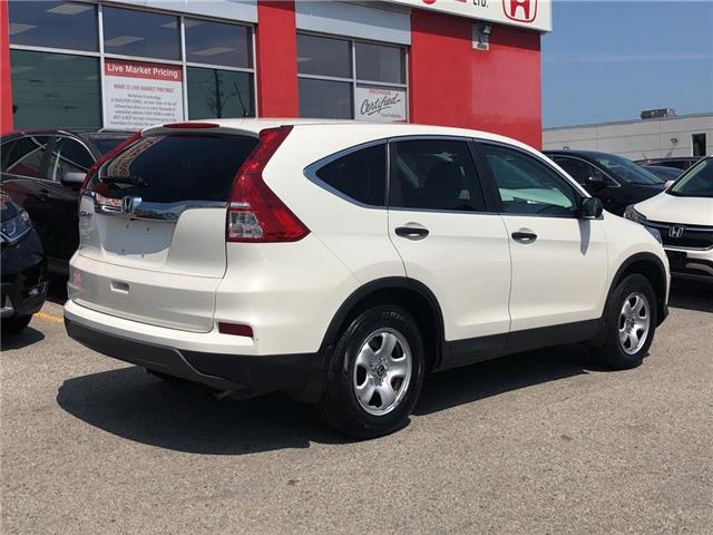 2015 Honda CR-V LX (Stk: 58374A) in Scarborough - Image 4 of 21