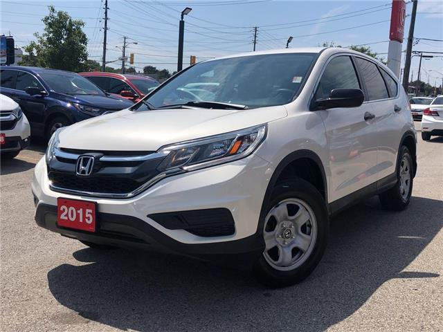 2015 Honda CR-V LX (Stk: 58374A) in Scarborough - Image 8 of 21