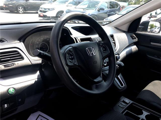 2015 Honda CR-V LX (Stk: 58374A) in Scarborough - Image 9 of 21