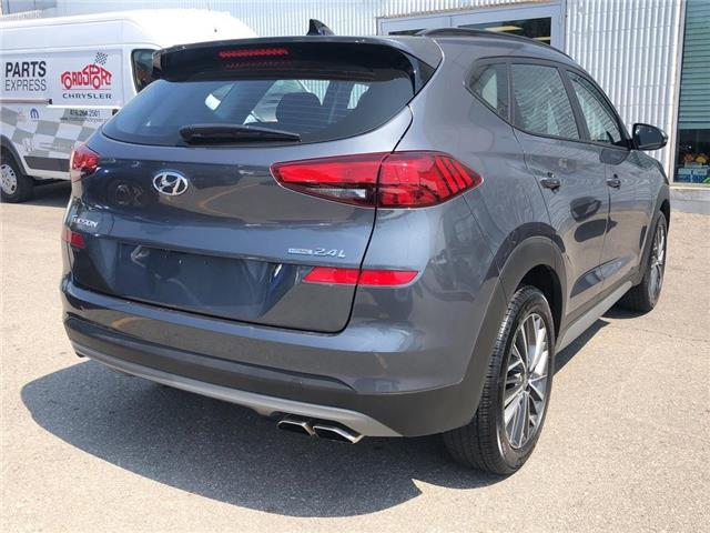 2019 Hyundai Tucson Preferred w/Trend Package (Stk: 58530A) in Scarborough - Image 5 of 24