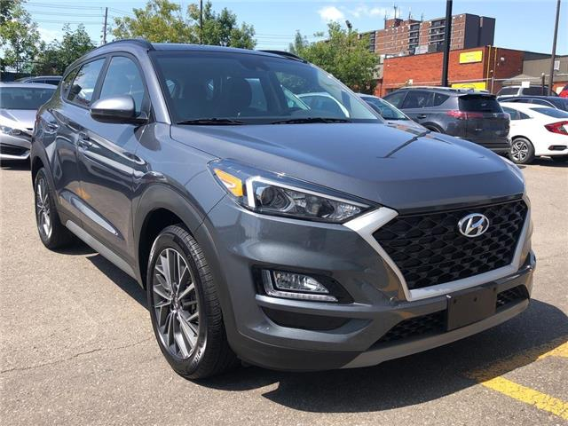 2019 Hyundai Tucson Preferred w/Trend Package (Stk: 58530A) in Scarborough - Image 7 of 24