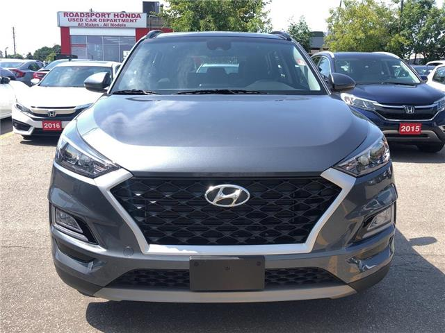 2019 Hyundai Tucson Preferred w/Trend Package (Stk: 58530A) in Scarborough - Image 8 of 24
