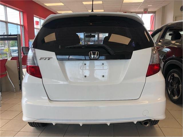 2012 Honda Fit Sport (Stk: 58599A) in Scarborough - Image 3 of 20