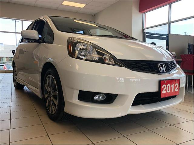 2012 Honda Fit Sport (Stk: 58599A) in Scarborough - Image 5 of 20
