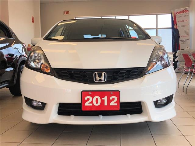 2012 Honda Fit Sport (Stk: 58599A) in Scarborough - Image 6 of 20