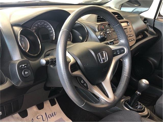 2012 Honda Fit Sport (Stk: 58599A) in Scarborough - Image 10 of 20