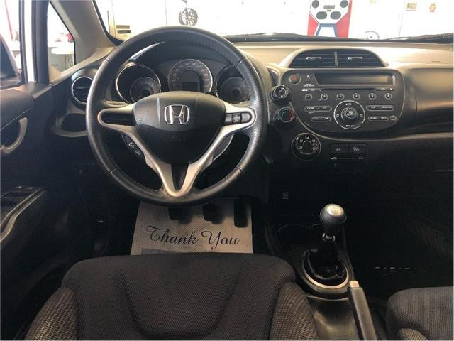 2012 Honda Fit Sport (Stk: 58599A) in Scarborough - Image 11 of 20