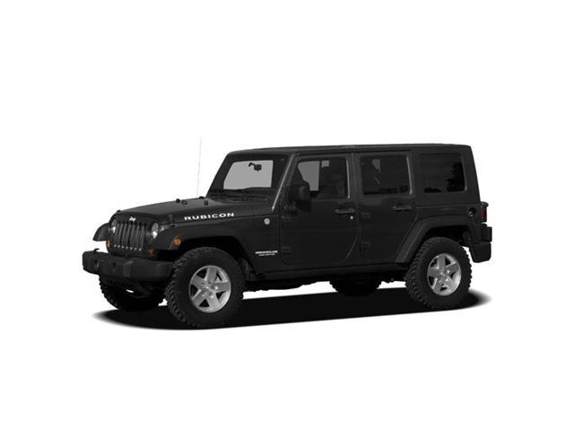 2008 Jeep Wrangler Unlimited Rubicon (Stk: 9462) in Okotoks - Image 2 of 2