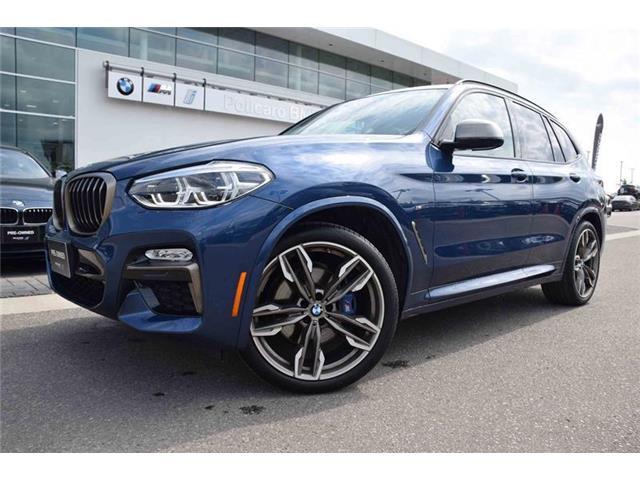 2018 BMW X3 M40i (Stk: Y98933P) in Brampton - Image 1 of 18