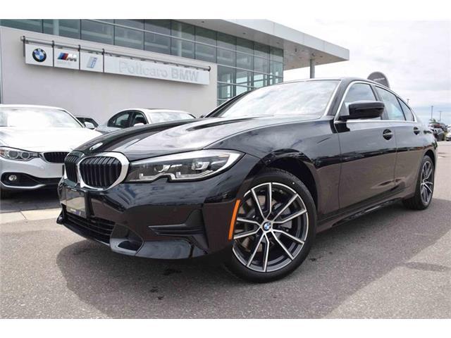 2019 BMW 330i xDrive (Stk: 9J86931) in Brampton - Image 1 of 12